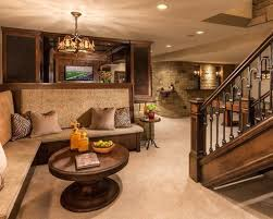 house basement basement game room pictures mediterranean home