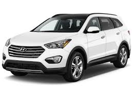 2015 hyundai santa fe performance review the car connection