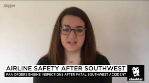 southwest commercial actress voice who is responsible for the southwest accident newsday