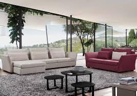 Corner Sofa Living Room Size High End Fabric L Shaped Chaise Nordic Corner Sofa Villa