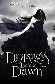 booktalk darkness before by j a be a better booktalker
