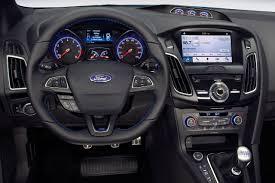 Ford Escape Inside - 2017 ford focus sedan u0026 hatchback detailed interior features