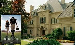 The Movie Blind The Tuohy House In