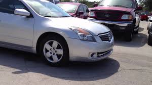 old nissan altima black one messed up 2008 nissan altima 2 5 s 39k possibly a bad cvt