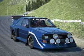 audi rally audi sport quattro s1 rally car u002786 gran turismo wiki fandom