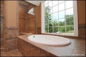 bathroom tub surround tile ideas home building and design home building tips master bath