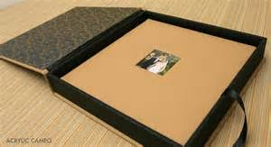 Leather Bound Wedding Album Services U2014 Eden U0027s Edge Photography