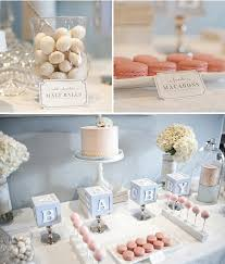 Ideas For Baby Shower Centerpieces For Tables by Best 20 Blue Baby Showers Ideas On Pinterest U2014no Signup Required