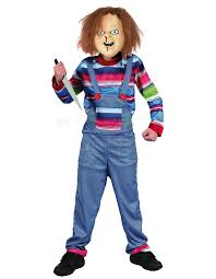chucky costume chucky costume for kids 10 12