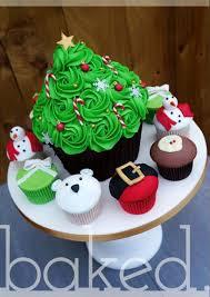 D Christmas Tree Cake - best 25 christmas cupcakes decoration ideas on pinterest