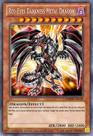 yugioh red eyes darkness metal dr