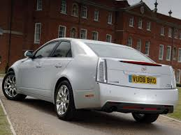 cadillac cts fuel economy cadillac cts generations technical specifications and fuel economy