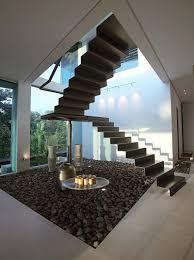 rambarde escalier design escalier sans rampe ni main courante en 12 designs cool
