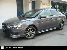 Buy Used Mitsubishi Lancer 1 5 Mivec Gls 4a T Car In Singapore