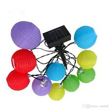 Solar Outdoor Lantern Lights - 2017 outdoor lantern led solar lamp multicolor solar chinese