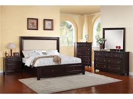 Bed Set With Drawers by Harwich Upholstered Storage Platform Bedroom Set Queen Nader U0027s