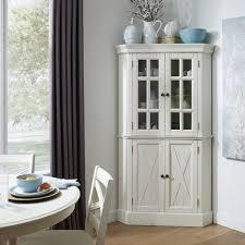 corner kitchen cabinet furniture birch lizotte kitchen pantry display stand reviews