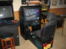 Xbox Arcade Cabinet How To Build A Sit Down Driving Arcade Cabinet Arcade Punks