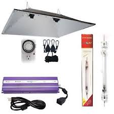 grow lights double ended hydroplanet double ended xxl reflectors hood hydroponic grow lights