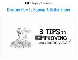 the 16 keys to a good singing voice