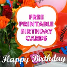 free printable birthday cards templates for kids and adults hubpages