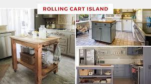 kitchen cart ideas 65 best kitchen island ideas for 2018