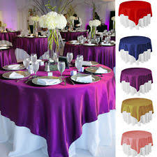 wedding table covers wedding table covers ebay