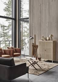 Finnish Interior Design A Beautiful New Finnish Home With Lake Views The Design Chaser