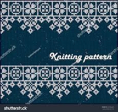fair pattern sweater design on wool stock vector 500466604
