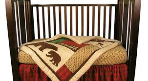Northwoods Crib Bedding Boscov S Bedding Sets Laciudaddeportiva