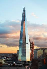 london glass building where is the shard is it the uk s tallest building what