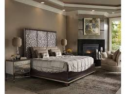 Marge Carson Bedroom Furniture by Marge Carson Bedroom Bolero Panel Bed Bol11u Hickory Furniture