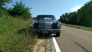 w114 mercedes benz things i broke and a good rant
