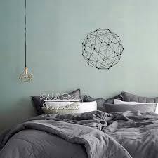 aliexpress com buy geometric wall sticker modern geometric