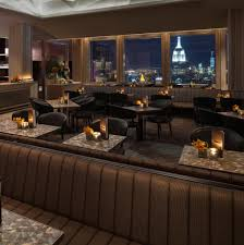 the breslin bar and dining room sixtyfive is the bar connected to the rainbow room in rockefeller