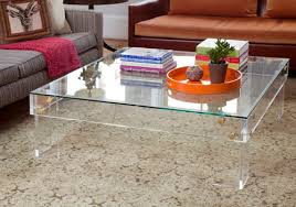 square lucite coffee table square lucite coffee table coffee tables