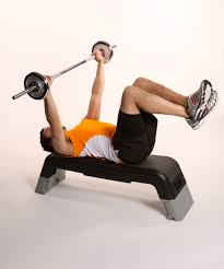 Leg Raise On Bench Bench Press With Barbell Ibodz Online Personal Trainer