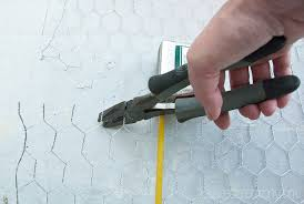 how to put chicken wire on cabinet doors past meets present trend replace glass with chicken wire the safe