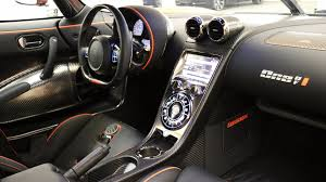 koenigsegg agera s interior koenigsegg agera one of 1 now up for grabs in germany 4 images