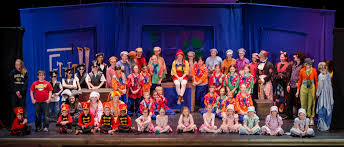 missoula children s theatre doing pinocchio in baraboo wi