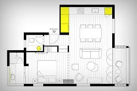 small apartment plans modern renovation transforms small urban apartment