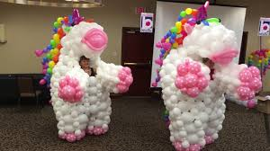 parade balloons for sale conrad the unicorn gets ready for the 2016 chicago pride parade
