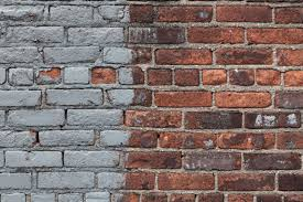 how to remove paint from interior brick cleaning guides