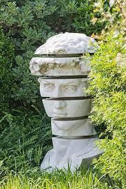 111 best sculpture garden images on garden