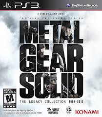 metal gear solid great deals on playstation 3 for black friday