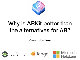 why is arkit better than the alternatives u2013 super ventures blog