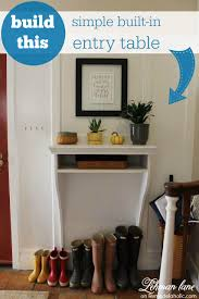 entry way table ideas small entryway tables entryway table wooden pallet rustic entryway