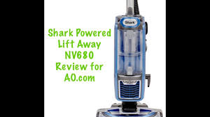 Shark Vacuum Pictures by Shark Powered Lift Away Nv680 Review For Ao Com Youtube