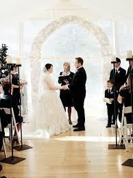 wedding arch lights 17 creative indoor wedding arch ideas