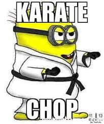 Karate Memes - karate chop meme custom 21850 memeshappen